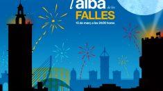 Más de 180 comisiones falleras participarán en la Albà de las Fallas  2017 (Foto:Twitter)