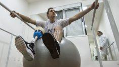 Jakson Follmann, uno de los supervivientes, se recupera con graves secuelas. (Foto: AFP)
