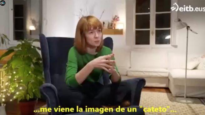 Miren Gaztañaga 'El guardián Invisible' - ETB