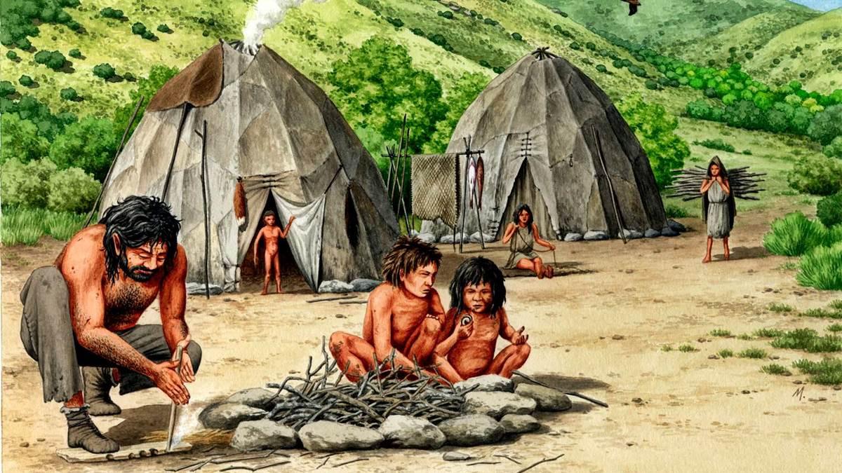 origen del hombre teorias evolución c