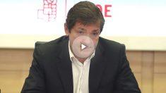 El presidente de la comisión gestora del PSOE, Javier Fernández (Foto: Efe)