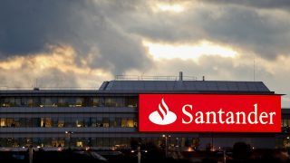 Ciudad Financiera del Banco Santander. (Foto: Getty Images)