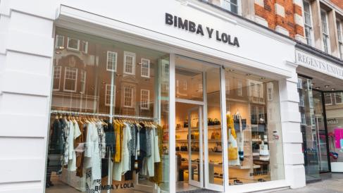 Tienda de Bimba & Lola (Foto: Bimba & Lola)