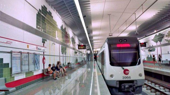Fallas 2017 huelga metro