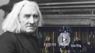 Franz Liszt. (Foto: AFP)