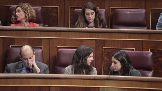 Irene Montero, Podemos