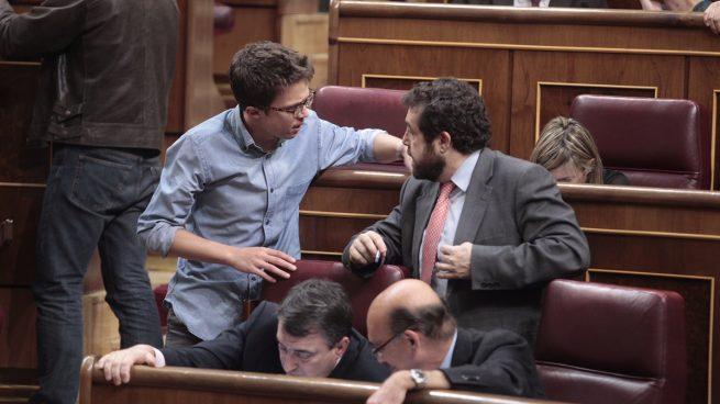 iñigo-errejon-miguel-gutierrez-podemos-ciudadanos-congreso-diputados