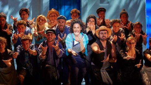Mamma Mia! se reestrena este 7 de marzo en la Gran Vía madrileña. Foto: Stage Entertainment