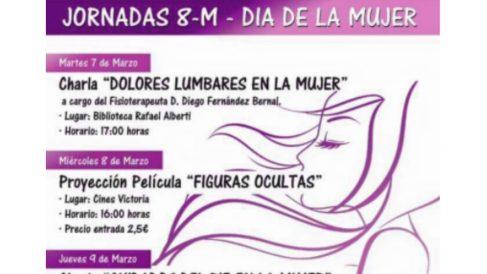 Programa del PP de Rota por el Día de la Mujer