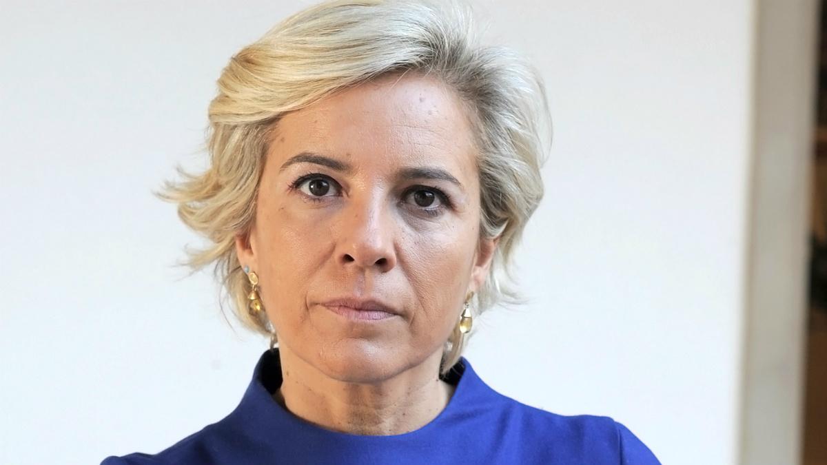 Adela Martínez-Cachá, consejera de Agricultura de la Región de Murcia.