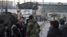Agentes en Afganistán, en una foto de archivo (Foto: AFP)