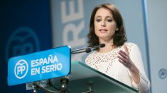 Andrea Levy. (Foto: PP)