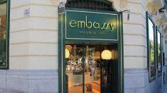 Local de Embassy en el Paseo de la Castellana (Foto: Embassy)