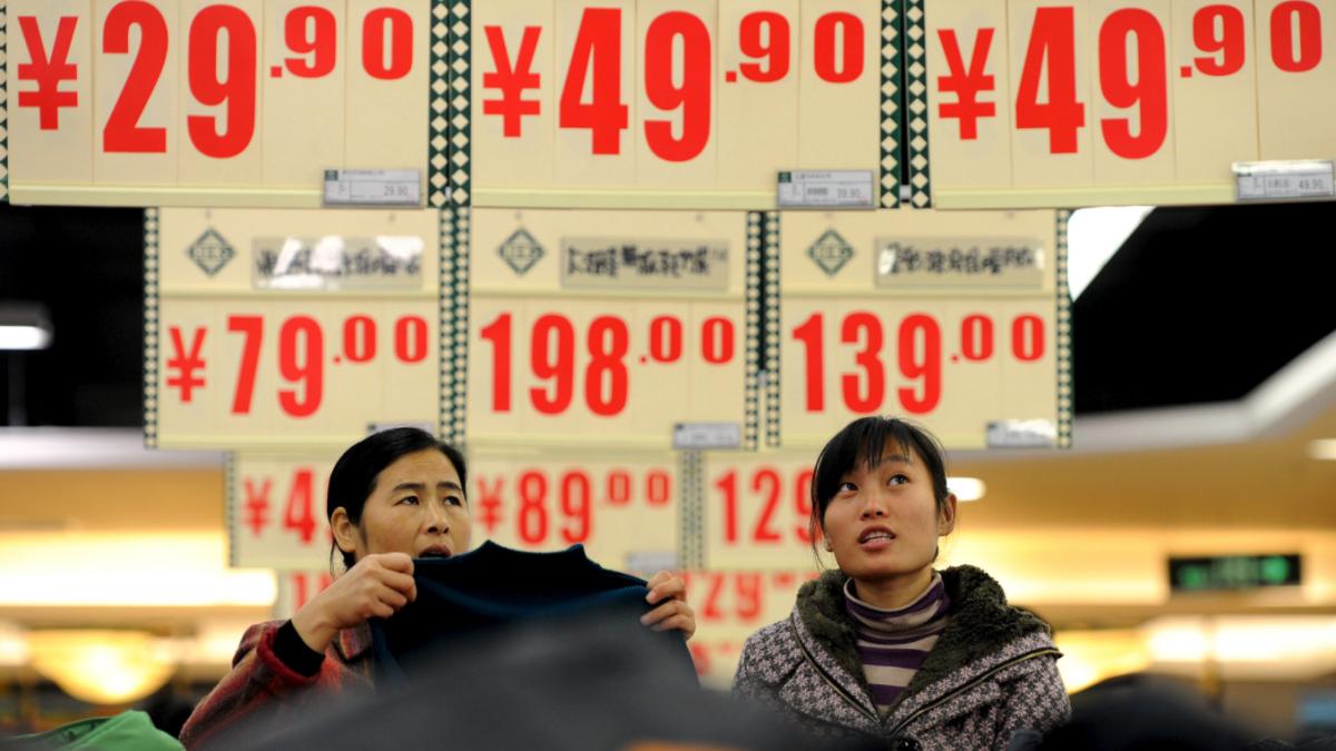 Economía china.