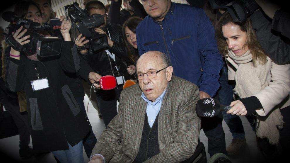 Félix Millet. (Foto: EFE)