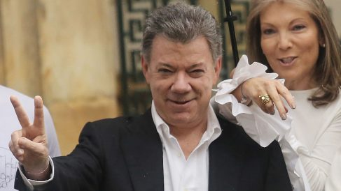 El presidente de Colombia, Juan Manuel Santos. (Foto: Getty Images)