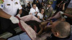 Al menos 19 muertos en un incendio en un refugio para menores de Guatemala (Foto: AFP)