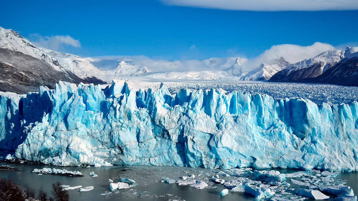 Las consecuencias del derretimiento de los glaciares