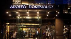 Tienda de la firma textil gallega Adolfo Domínguez