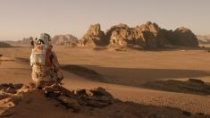 La NASA estudia crear un escudo magnético artificial para Marte