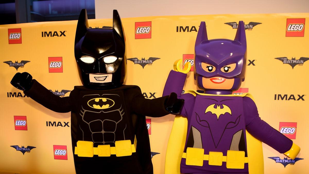Estatuas de Lego (Foto: GETTY).