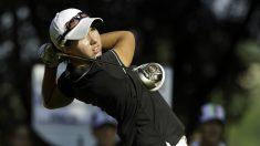 Carlota Ciganda, referente del golf español.