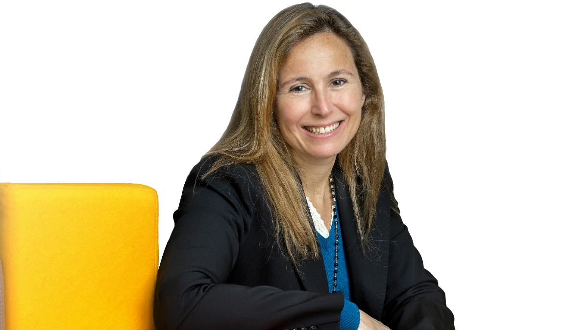 Cecilia Francolí, responsable de marketing de AOL España.