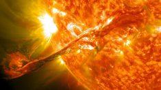 Descubre qué son las tormentas solares