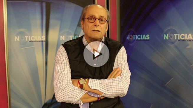 Eduardo García Serrano: «Iglesias se disculpó por no habernos partido la cara»