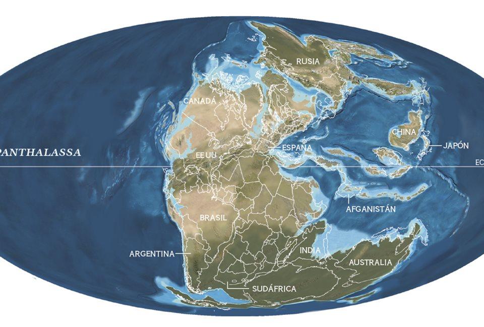 origen de la Tierra, su formación y cómo surgieron los primeros ...