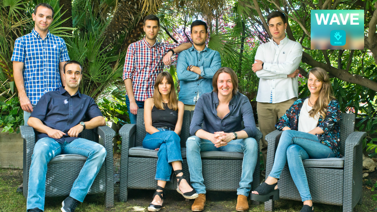 Equipo Wave.