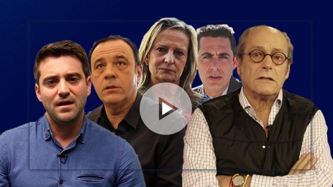 El líder señala y la «horda» ataca: la estrategia de Podemos para presionar a la prensa