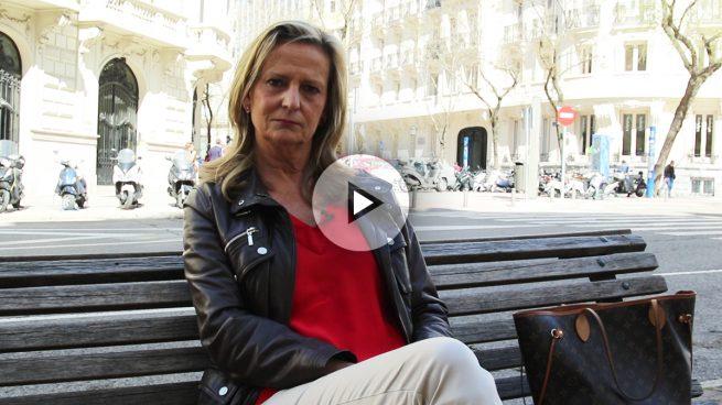 Isabel San Sebastián: «La forma de intimidar de Podemos es como la de la 'kale borroka'»