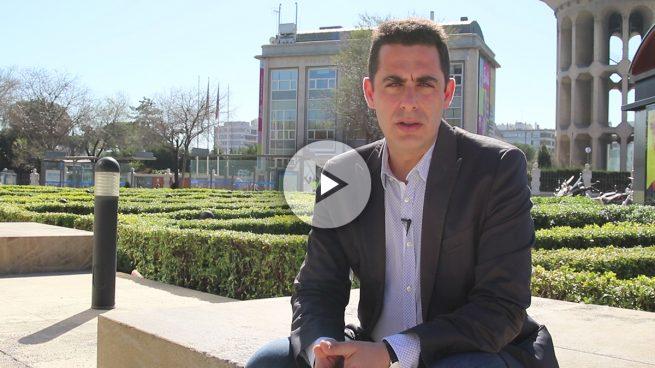 Antonio Naranjo: «La actitud de Podemos recuerda a los años duros de Batasuna y del mundo abertzale»