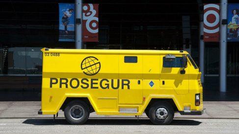 Camión de Prosegur (Foto: Wikimedia).