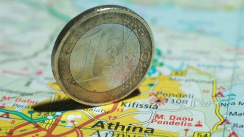 Moneda de euro (Foto: Getty).