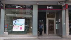 Banco BMN (Foto: Street View Google Maps).