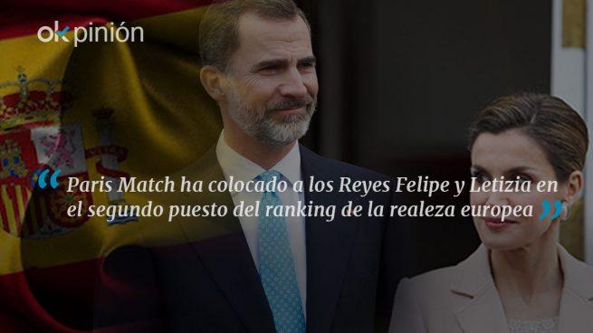 Un reinado Marca España