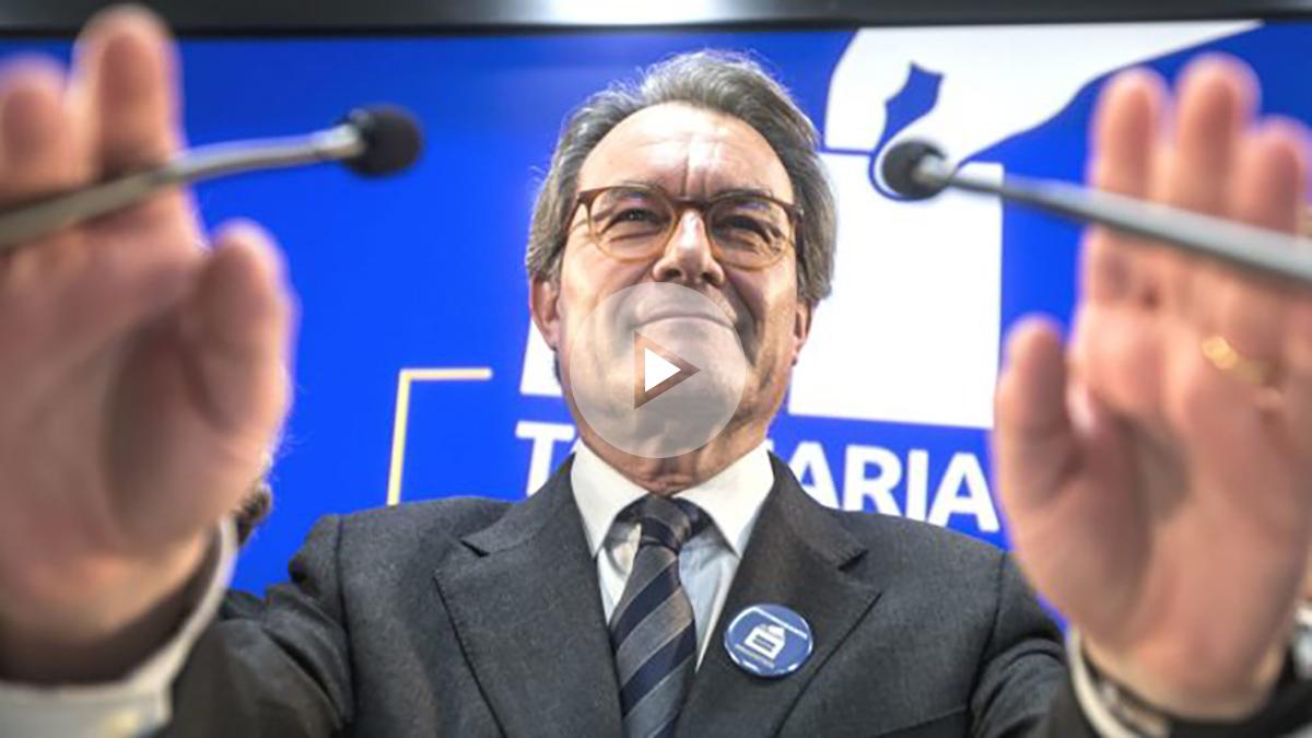 El ex presidente de la Generalitat, Artur Mas (Foto: Efe)