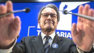 Artur Mas en una reciente imagen (Foto: EFE).