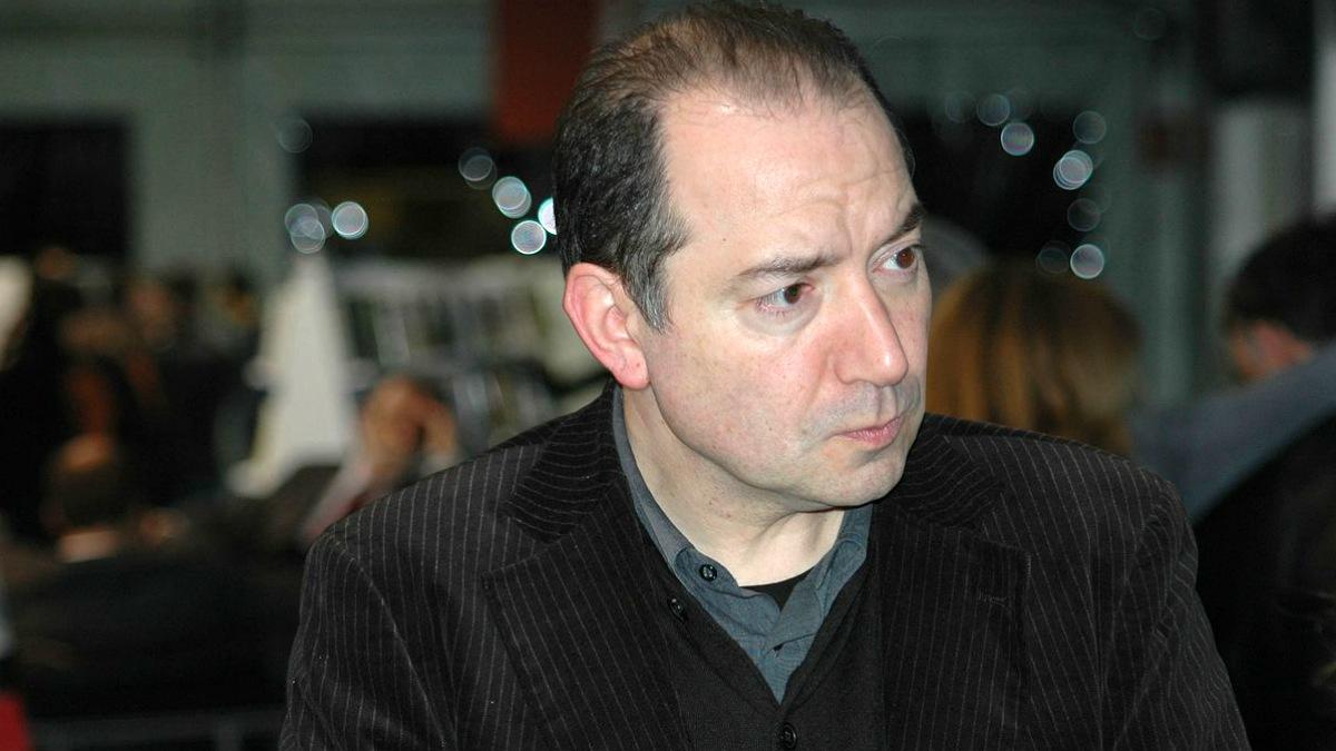 El periodista valenciano Vicent Sanchis, director de TV3.