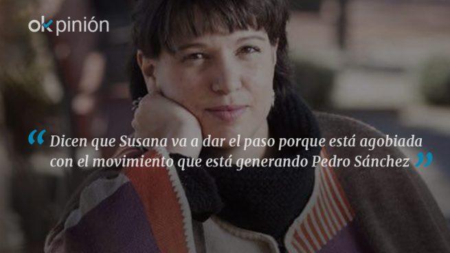 ¿Podrá Susana con Pedro Sánchez?