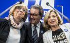 Irene Rigau, Joana Ortega, Artur Mas