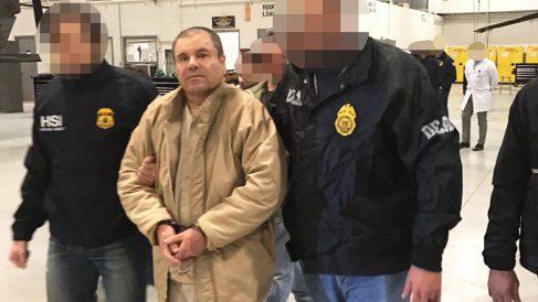 Joaquín 'El Chapo' Guzmán. (Foto: AFP)