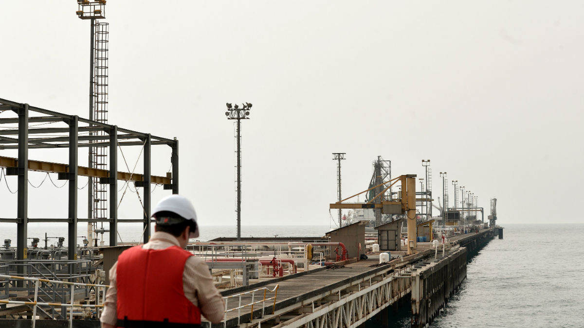 Estación petrolífera (Foto: GETTY).