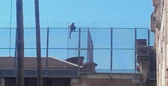 Preso cárcel la Modelo de Barcelona