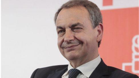 El ex presidente José Luis Rodríguez Zapatero. (Foto: F. Toledo)
