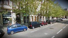 Calle Llull, 155, en el barrio barcelonés de Poblenou.
