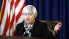 Janet Yellen, presidenta de la Reserva Federal (Foto: Getty)