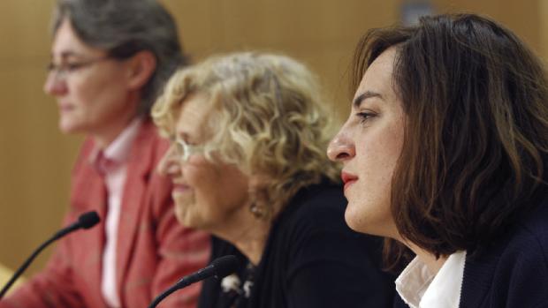 Carmena asume las labores de Celia Mayer en Cultura y crea el área de Igualdad para colocarla
